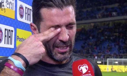 Buffon andrà al mondiale in Russia…da un'altra porta. Gigi testimonial di una compagnia aerea …