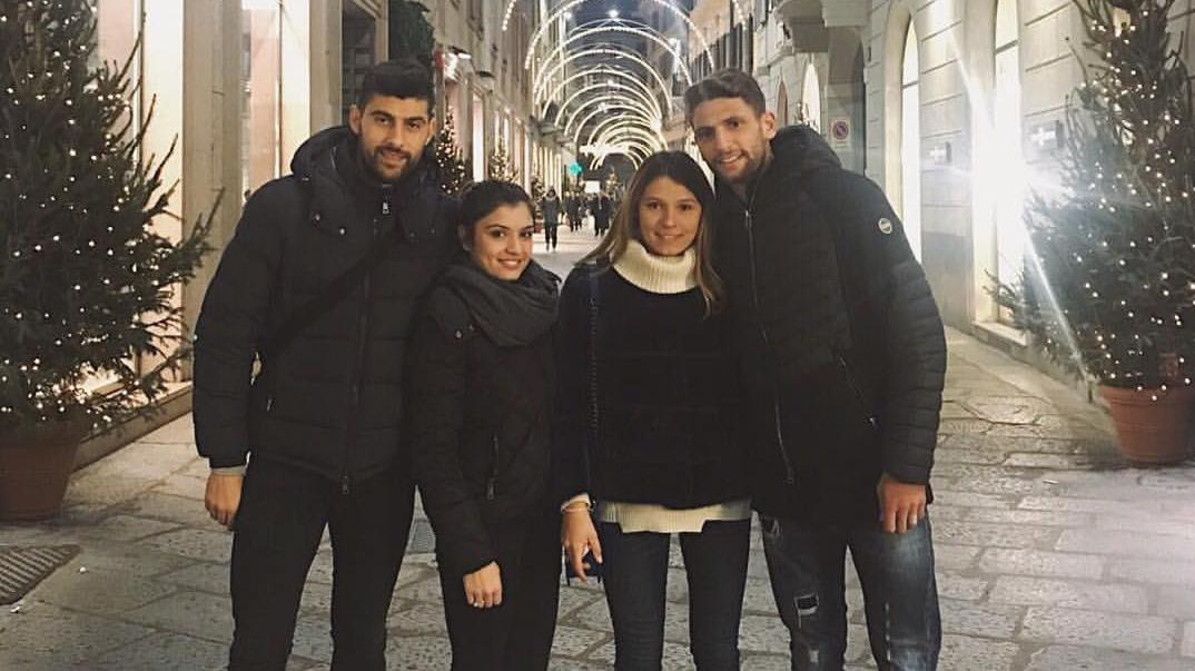 Ieri avversari, oggi insieme a Milano. Benassi e Berardi inseparabili fuori dal campo, sono amici fraterni