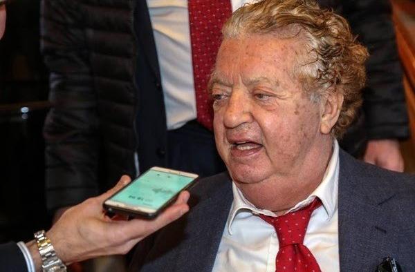 Arresto cardiaco per Vittorio Cecchi Gori, è gravissimo all'ospedale di Roma dalla tarda mattinata