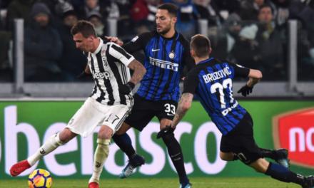 L'Inter non perde nemmeno contro la Juventus, Vecino e Borja Valero primi in attesa della Fiorentina