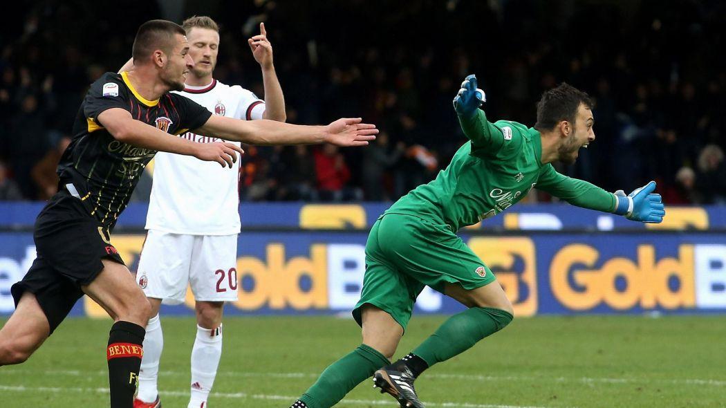 """Quando il Milan scartò Brignoli: """"Noi prendiamo solo quelli da grande squadra"""""""