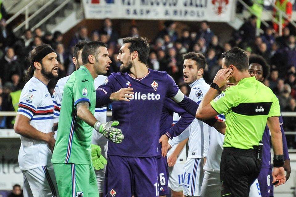 Fiorentina-Samp 3-2, decide la doppietta su rigore di Veretout. Viola tre volte avanti…
