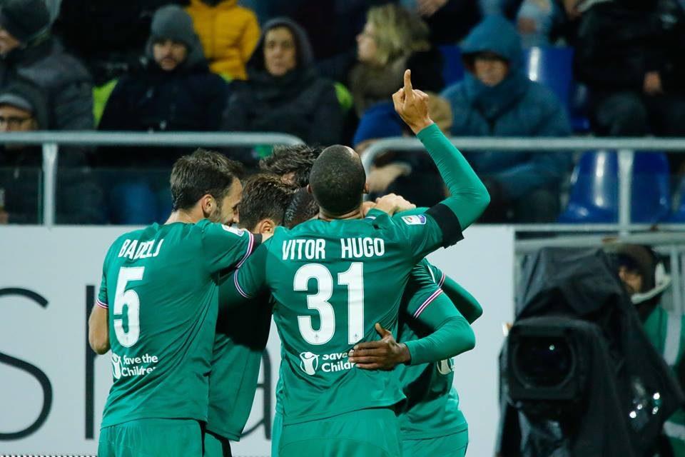 """Vitor Hugo: """"Grazie a Dio per la vittoria di ieri, complimenti a tutti per lo sforzo"""""""