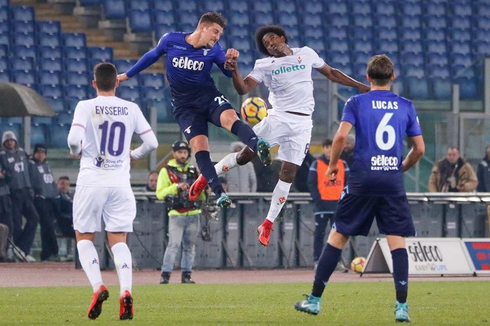Lazio-Fiorentina 1-0, viola fuori dalla coppa Italia. Male Saponara e Benassi, reazione parziale e tardiva…