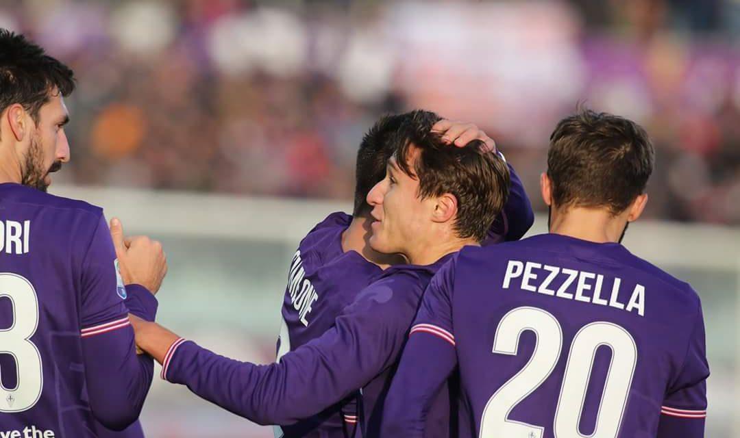 Provaci ancora, Fiorentina! Muro viola e ripartenze, per mandare in tilt il calcio champagne di Sarri