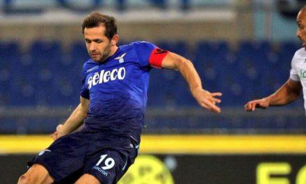 Una dose minima di Lazio basta per togliere le voglie alla Fiorentina: Lulic-gol e addio coppa per Pioli