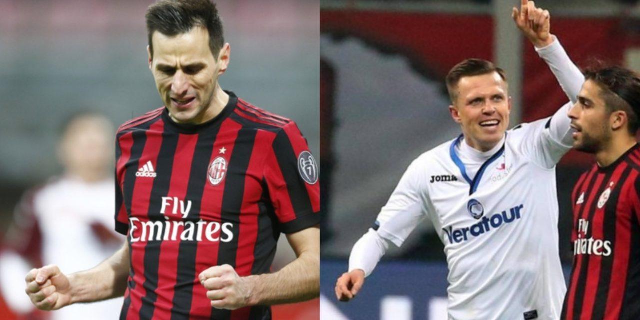 Ilicic con l'Atalanta mette in ginocchio il Milan. È sempre più Kalinic flop, croato imbarazzante
