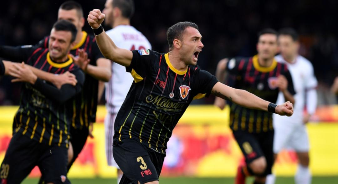 Brignoli manda il Benevento nella storia e Gattuso all'inferno. Pareggio del portiere al 94′ contro il Milan