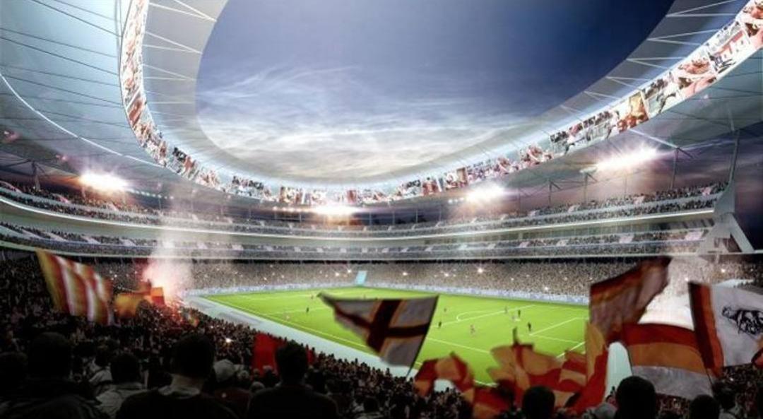 Roma e i romanisti possono sorridere, il nuovo stadio si farà, sarà innagurato nel 2020