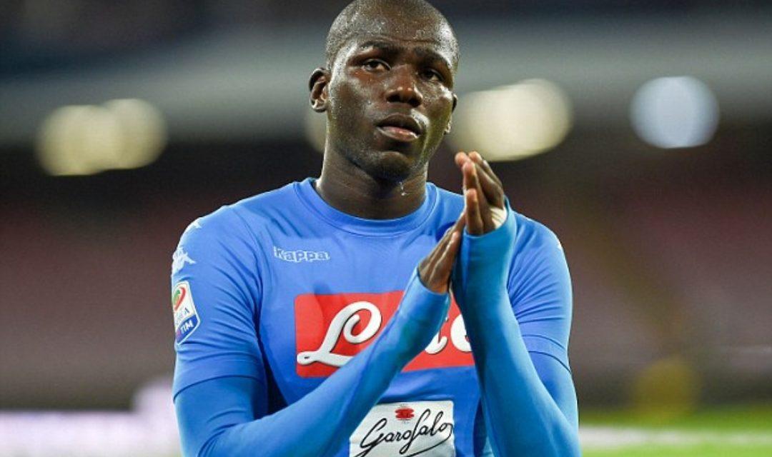 """Koulibaly: """"Prima della partita abbiamo visto i filmati di Chiesa per studiarlo. È un bel giocatore"""""""