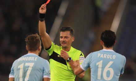 """È ancora furia Lazio, espulso Immobile: """"Dopo quello che è successo contro la Fiorentina…"""""""