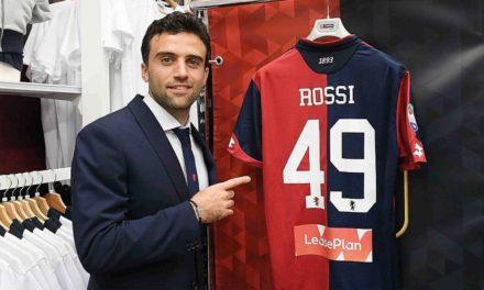 Giuseppe Rossi non sorride, per problemi burocratici non potrà giocare contro la Fiorentina domenica al Franchi