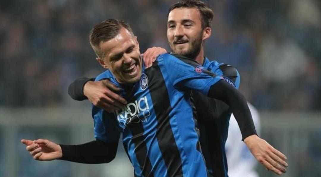 Ilicic show contro la Lazio, doppietta per l'ex Fiorentina. A Bergamo è uno spettacolare 3-3