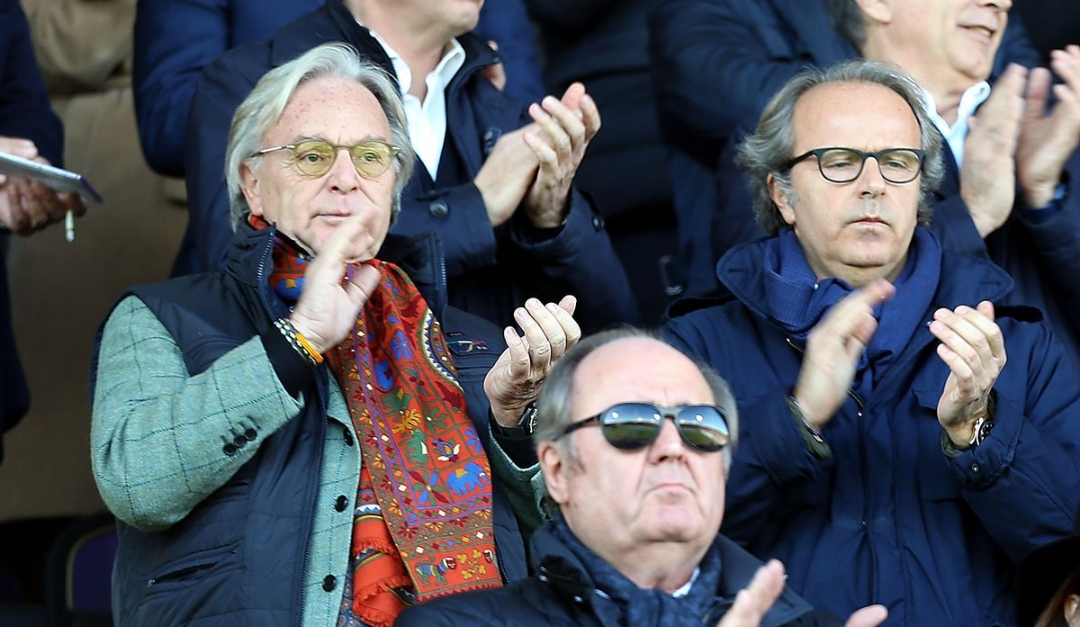 """Diego Della Valle: """"Vendiamo la Fiorentina a chi fa sognare Firenze come abbiamo fatto noi"""""""