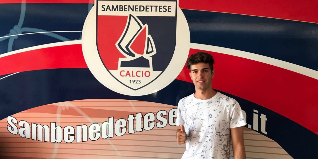Anche la Fiorentina sul giovane scuola Juve Gabriele Bove: che numeri alla Sambenedettese quest'anno…