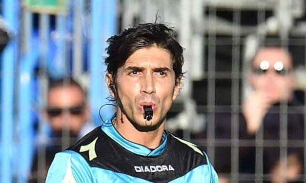 Designazioni semifinali Coppa Italia, Atalanta-Fiorentina fischia Calvarese. Al Var..