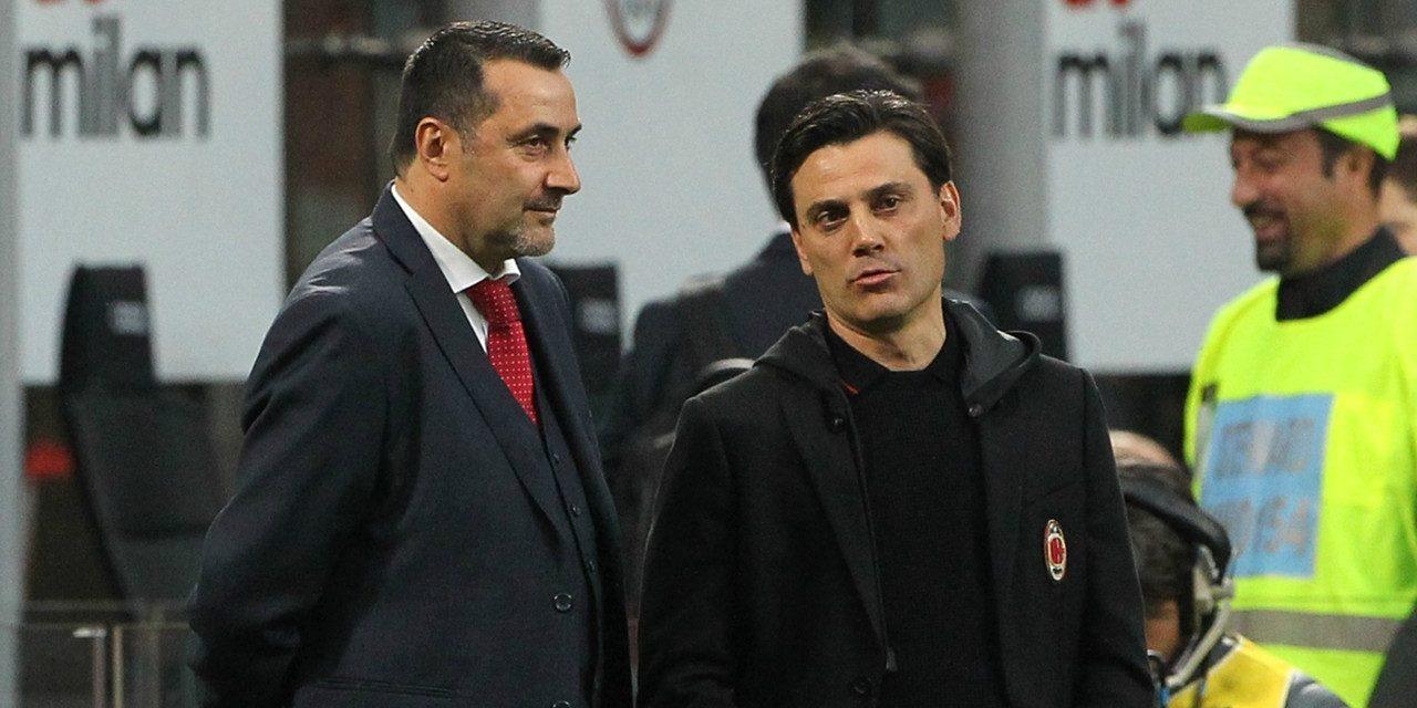 Tuttosport: Montella contro Mirabelli, alla base dei dissidi c'è l'acquisto di Kalinic