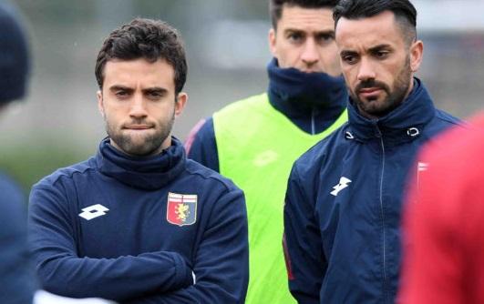 Niente ritorno a Firenze per Giuseppe Rossi, resterà a Pegli ad allenarsi