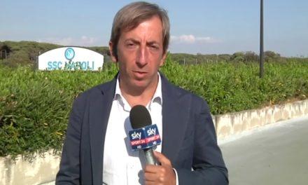 """Ugolini: """"Insigne farà un tentativo per esserci contro la Fiorentina, attesa per la reazione del Napoli"""""""