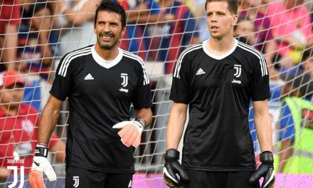 """Caos portieri alla Juve, Buffon: """"Aspettiamo Donnarumma"""". Ma Allegri: """"L'erede è Szczesny e nessun altro"""""""
