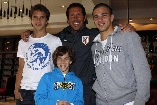 Simeone va in serie B…ma è il fratello Gianluca! El Cholitino dal River Plate al Frosinone…