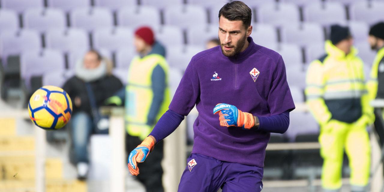 """Sportiello: """"Mi sento la Fiorentina addosso, vorrei restare. Giochiamo un campionato a parte, il sogno Champions…"""""""