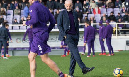 Rifinitura sul terreno del Franchi per la Fiorentina: così si prepara la sfida alla Juve