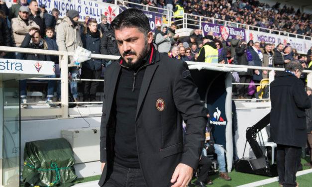 Fiorentina attenta, Gattuso ha richieste dalla Cina e incontrerà il Napoli in giornata