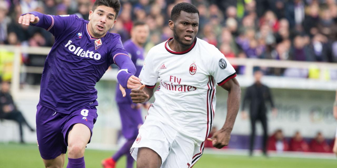 Fiorentina-Milan: probabili formazioni, squalificati, diffidati e indisponibili