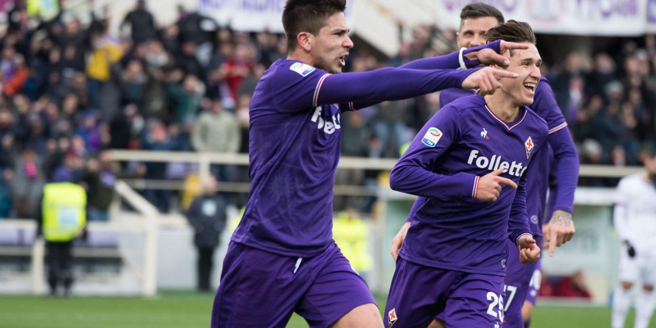 """Simeone: """"Ho sbagliato troppi goal ma serve per la mia crescita. Corvino mi ha convinto con il progetto per tornare in Europa. Mi ispiro a Suarez"""""""