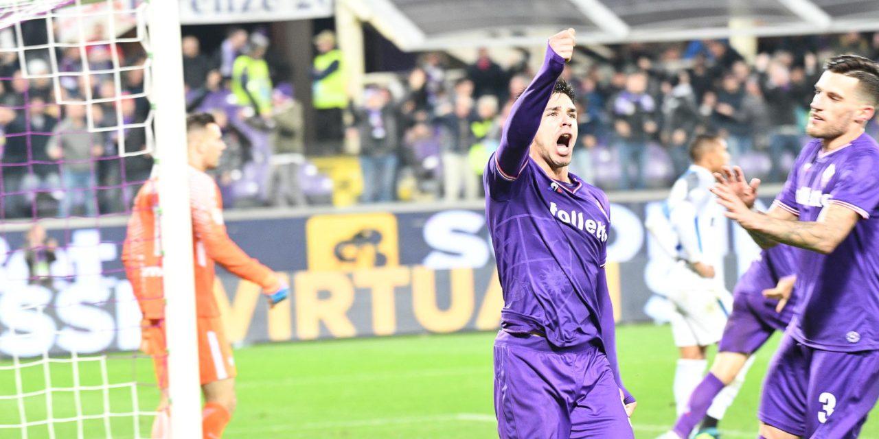 (VIDEO): Inter-Fiorentina ed uno score a favore dei nerazzurri. Ricordate i goal di Restelli e Batistuta?