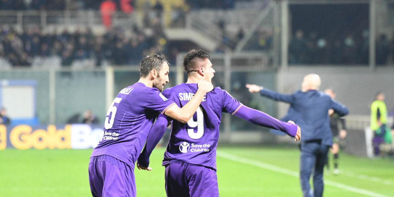 Simeone 4 tiri e un gol, Icardi 1 tiro e un gol: sfida in parità, ma le statistiche…