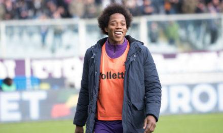 Carlos Sanchez non tornerà a Firenze a fine stagione. L'accordo…