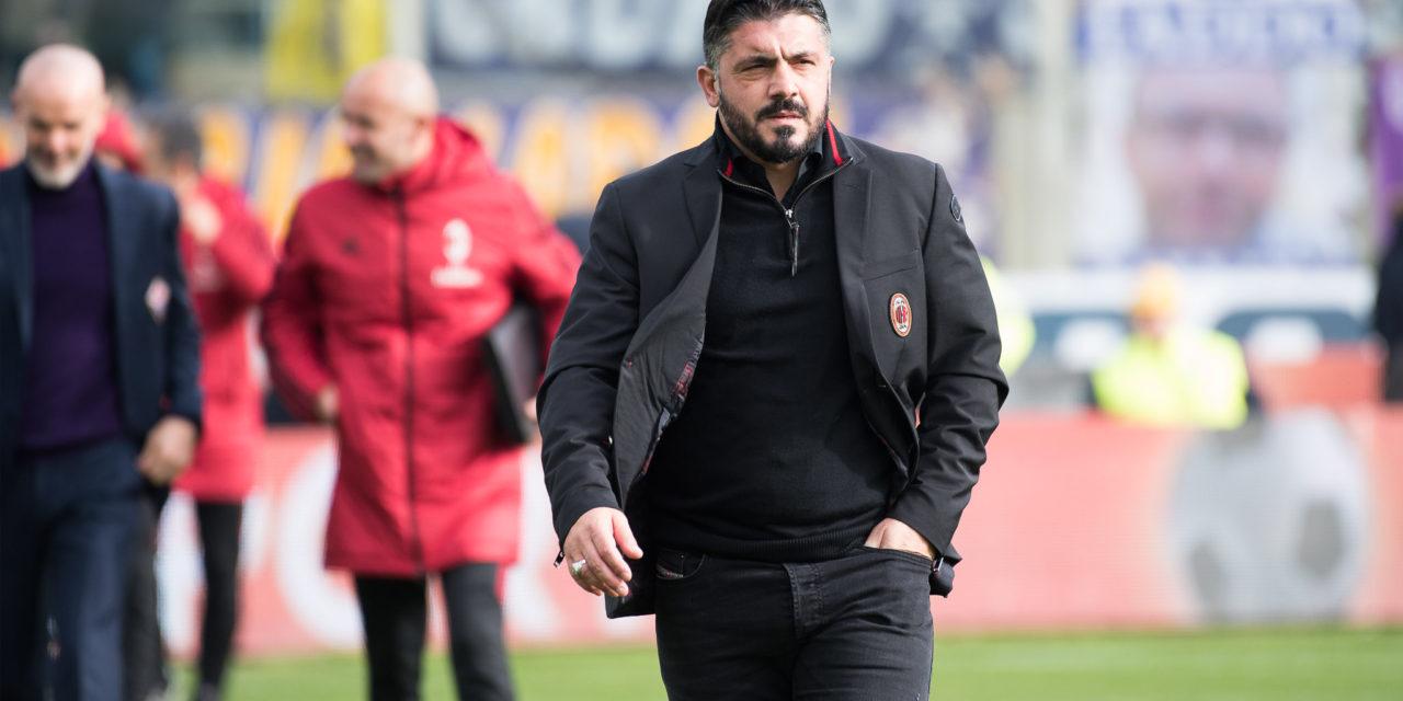 Anche il Milan saluta e se ne va: 2-1 alla Lazio e Fiorentina spedita a meno 6