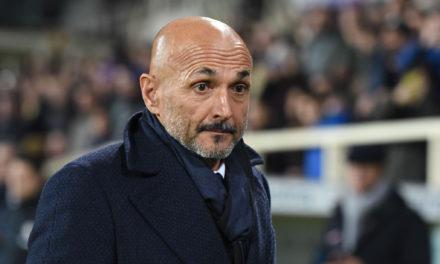 """Spalletti: """"Se Borja Valero perde ancora palloni davanti alla difesa non gioca più"""""""