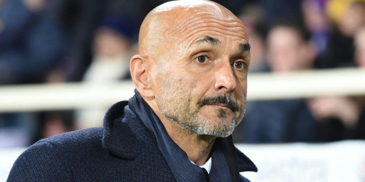 """Spalletti: """"Credo che la Fiorentina non riuscirà a trattenere Chiesa a Firenze"""""""