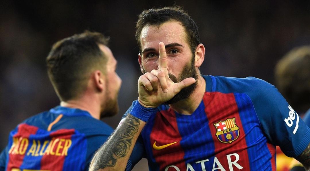 Dalla Spagna, incontro con il Barcellona, la Fiorentina ha chiesto Aleix Vidal, il problema..