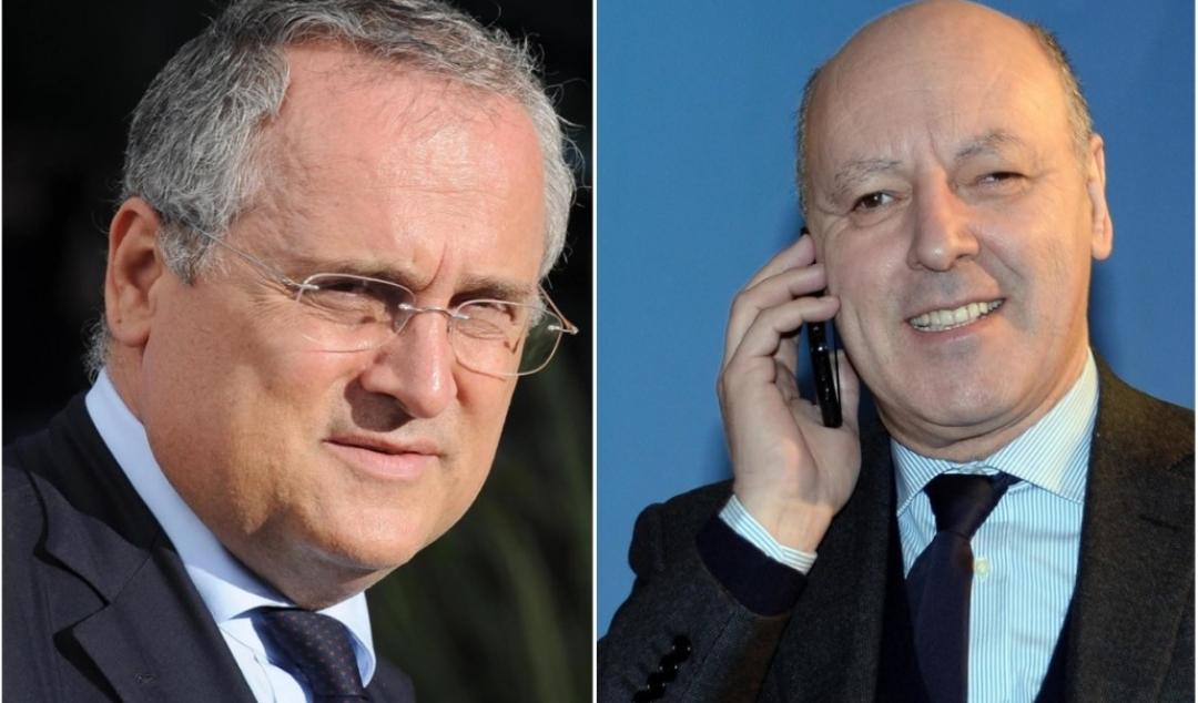"""Lotito ai presidenti di serie A in Lega Calcio: """"Siete tutti impiegati"""" e Marotta lo aggredisce"""