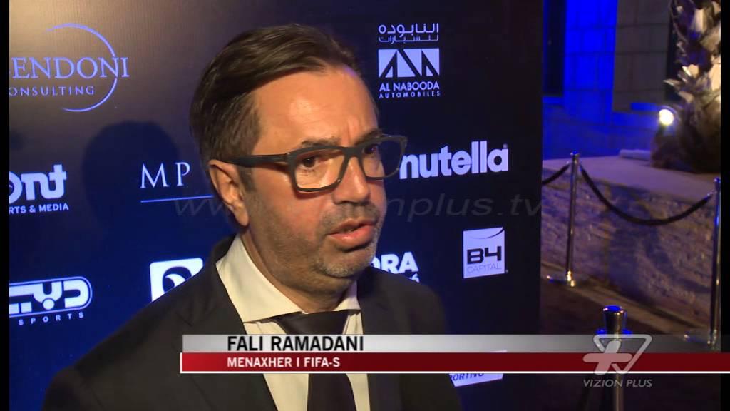 Chi si rivede: Fali Ramadani al centro sportivo per parlare con Corvino. Nuovi affari con l'agente?