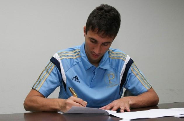 """Matos firma con l'Hellas e pensa a Firenze: """"Ringrazio Corvino, Buso e Montella. Ritrovo Romulo…"""""""