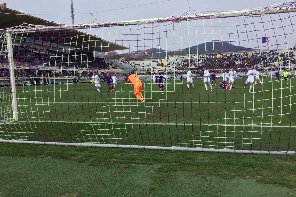 Biraghi nel freddo polare basta alla Fiorentina. 1-0 al Chievo.