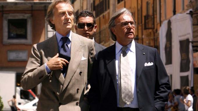 """Montezemolo: """"Italo? Della Valle mi disse che ero impazzito, ma senza di lui non ce l'avrei mai fatta"""""""