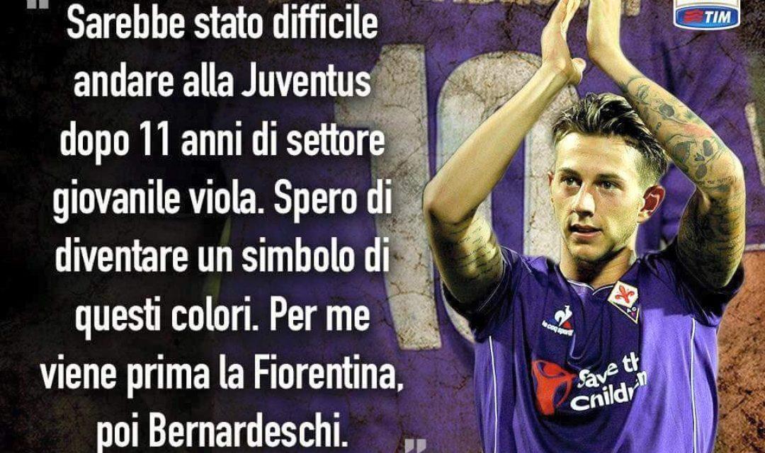 """Bernardeschi elimina su Instagram il post in cui diceva: """"Non posso andare alla Juventus…"""""""