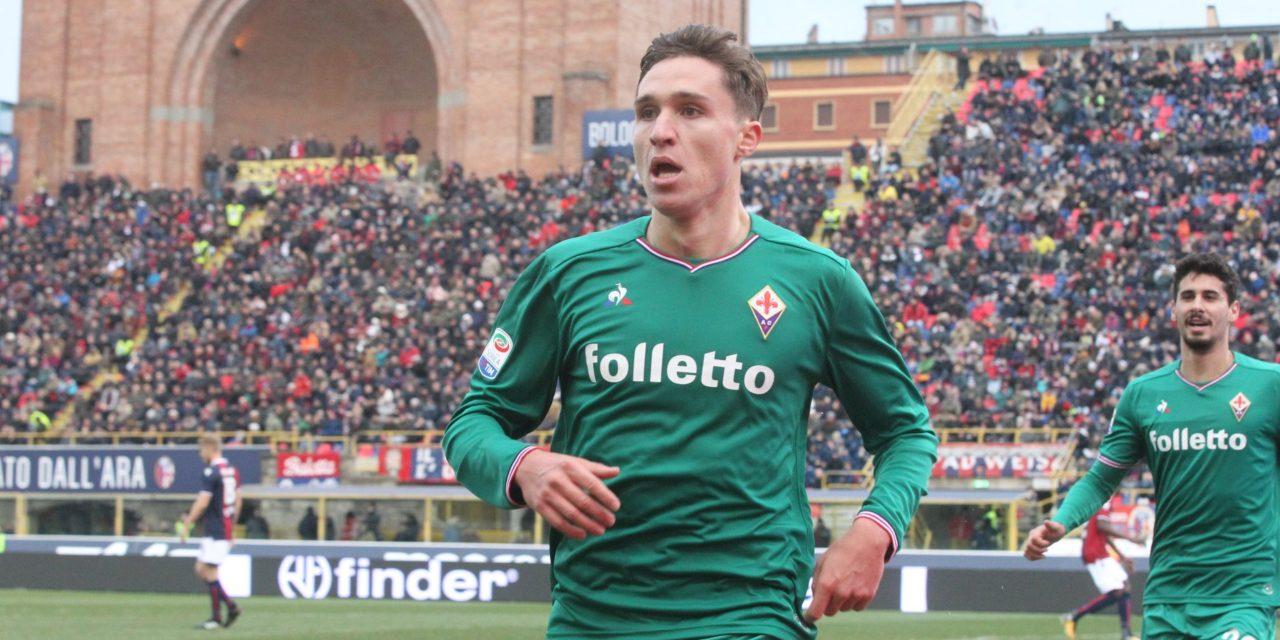 """Chiesa: """"La Juventus? Niente è impossibile, vogliamo regalare una grande gioia a Firenze"""""""