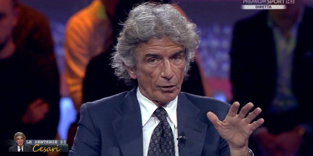 """Cesari: """"Gli arbitri non vogliono il Var, limita il loro potere decisionale"""""""