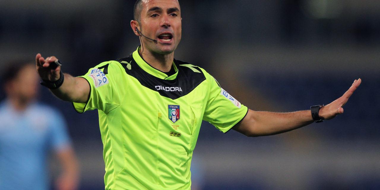 Designazione arbitrale, Atalanta-Fiorentina assegnata a Guida di Torre Annunziata…