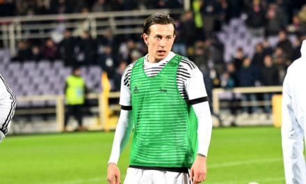 """Bernardeschi: """"Ho ringraziato per la vittoria col Napoli. Onorato di aver conosciuto Davide"""""""