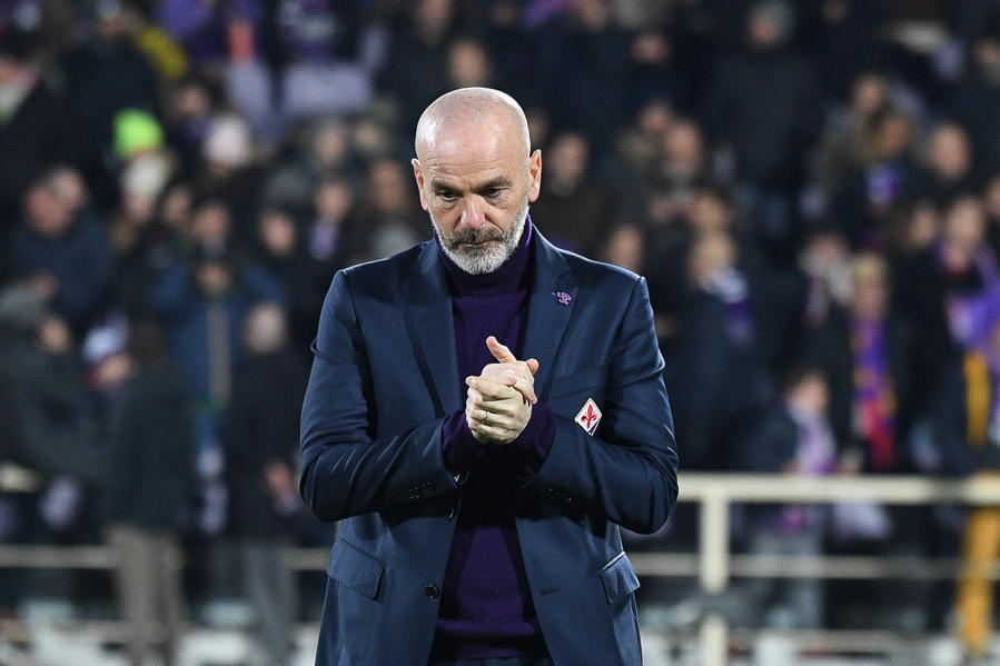 """Pioli: """"Cartellini a senso unico, primo giallo per Milenkovic illogico. Orgoglioso di essere alla Fiorentina.."""""""