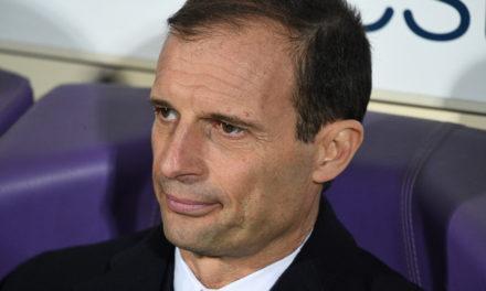 """Allegri: """"Nessuna dedica in particolare, il mio pensiero va a Davide Astori. Allenatori italiani top, serve ottimismo…"""""""