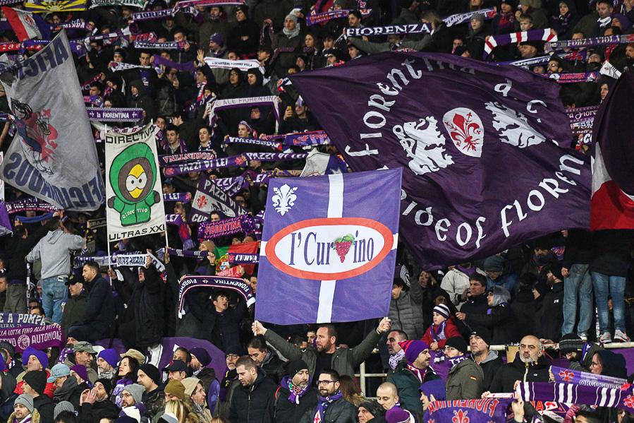 Nazione: tifosi viola, oltre 300 a Bergamo, ma si promettono cori contro la società…